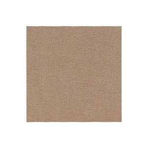 Borduurblad productfoto 32 count evenweave Murano taupe